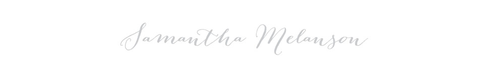 Samantha Melanson Photography  |  Boston Massachusetts New England Wedding Photographer, Boston Portrait Photographer logo