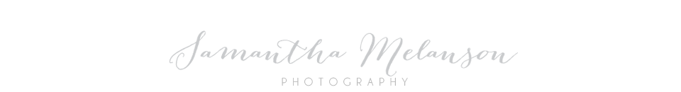 Samantha Melanson Photography – Light and Airy Wedding and Engagement Photography in Boston Massachusetts New England logo